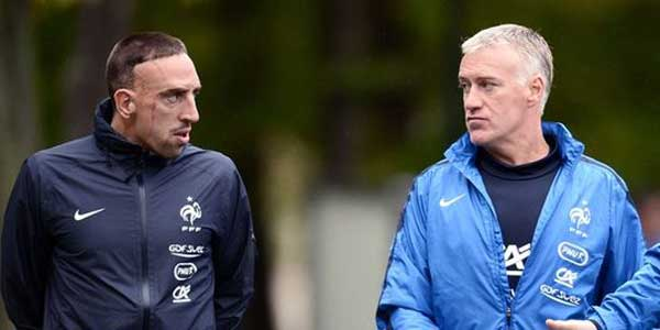 Franck-Ribery-Didier-Deschamps