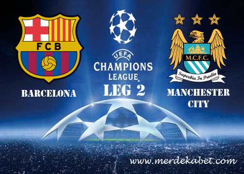 barca vs city