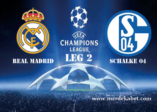 madrid vs schalke