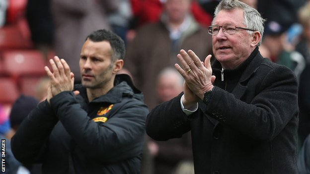 giggs sir alex