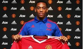 Manchester United Resmi Dapatkan Anthony Martial