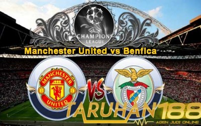 Manchester United vs Benfica